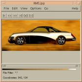 Image Tools User Interface